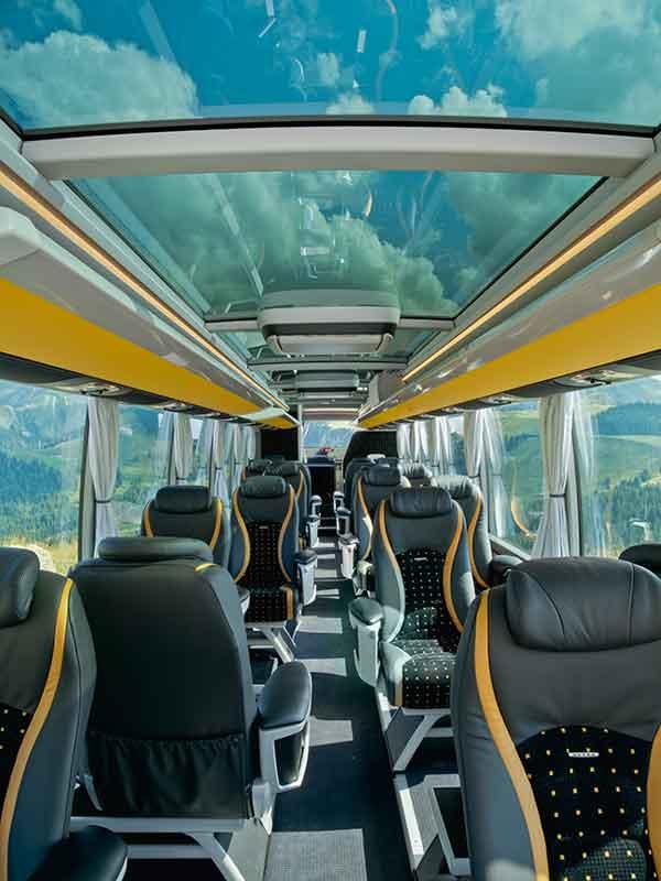 VIP Bus Marti intérieur