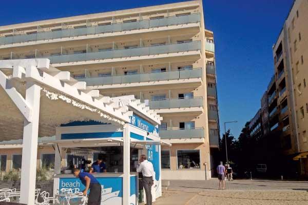 Hôtel Miramar à Calafell en Espagne